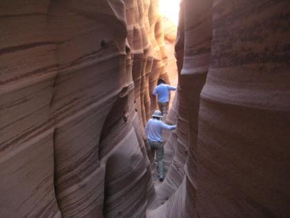 Zebra Slot Canyon