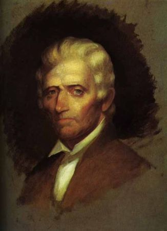 Daniel Boone was a master woodcrafter
