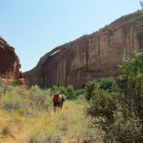 Canyon navigation