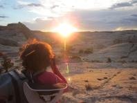 Slickrock Sunset
