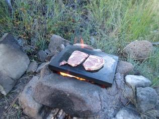 Soapstone Grilled Steak