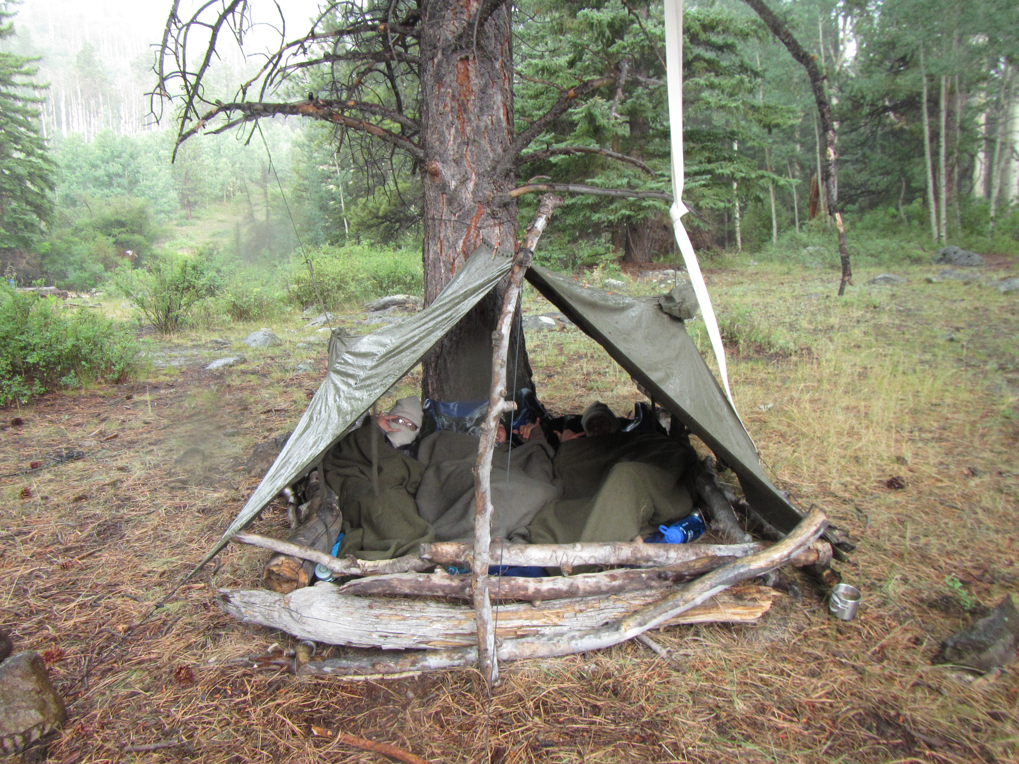 Bivouac Shelter
