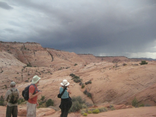 Canyon Rains